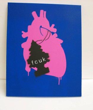 fcuk Heart