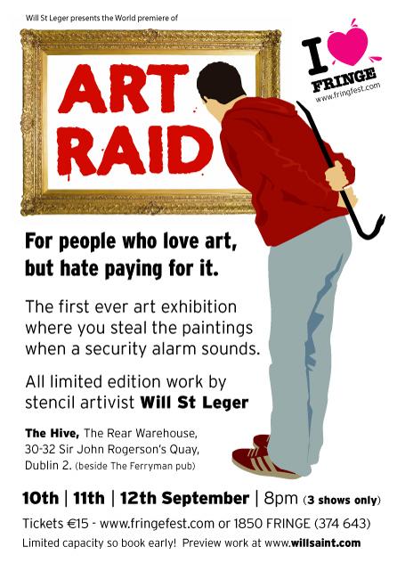 Art Raid
